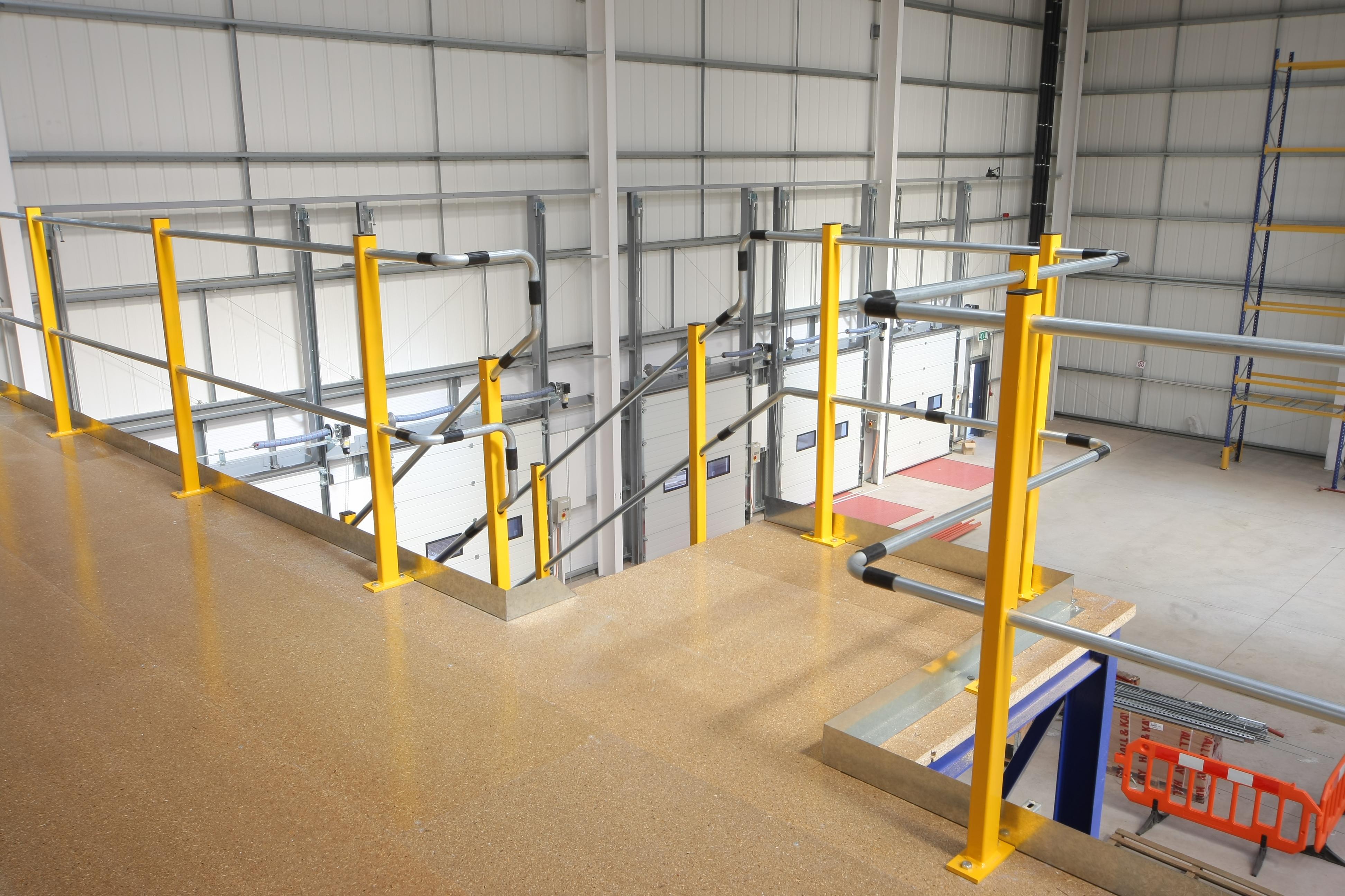 Strebord Floorguard Falcon Panel Products